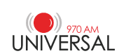 Logo Radio Universal - Fundación Bensadoun Laurent