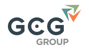 Logo de GCG Group