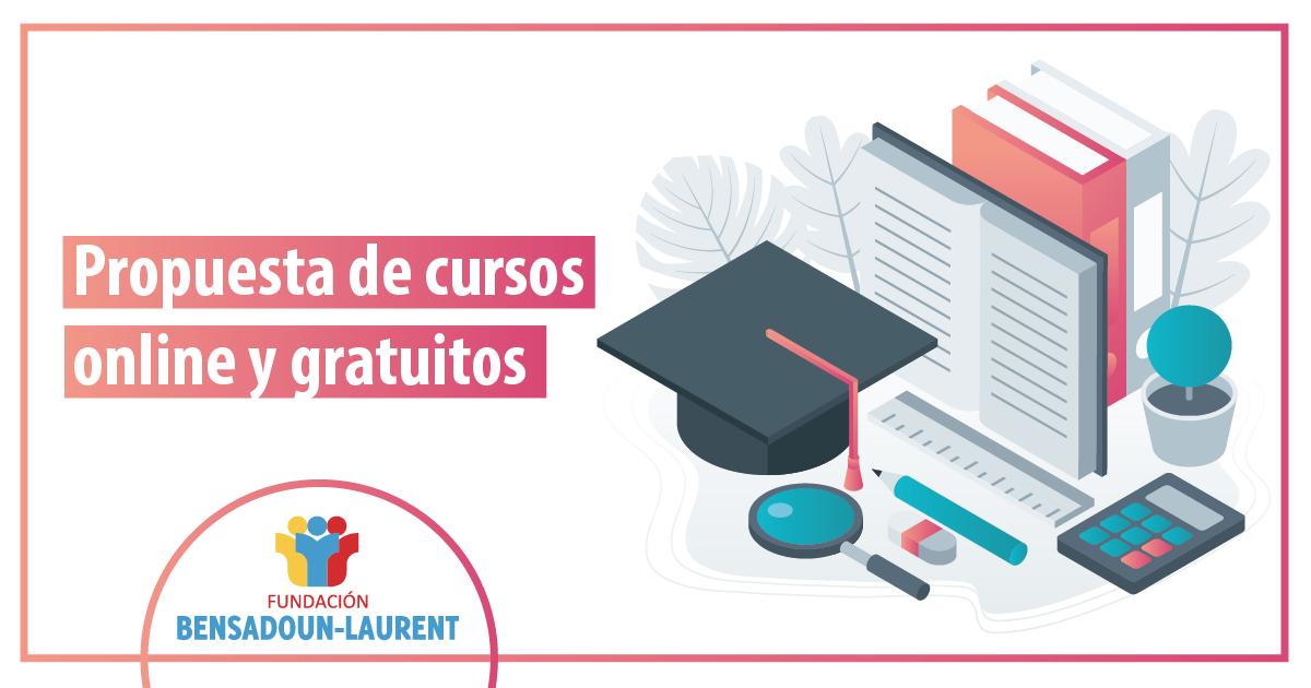 Propuestas de cursos online y gratuitos