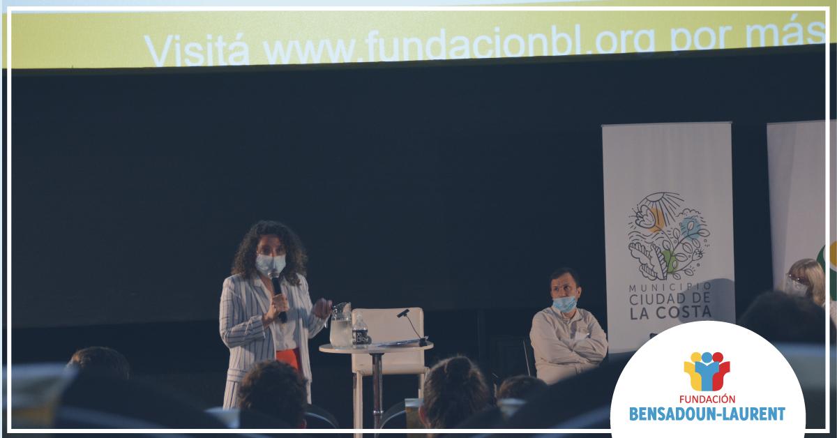 Charla Fundación Bensadoun Laurent