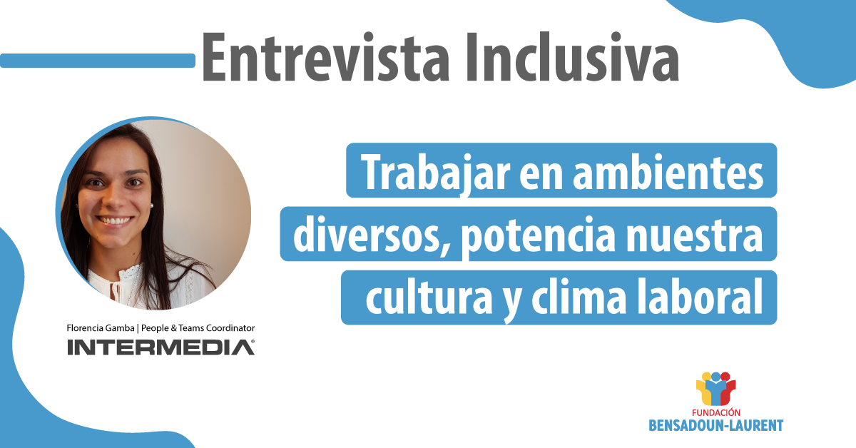 Imagen de portada de entrevista sobre diversidad